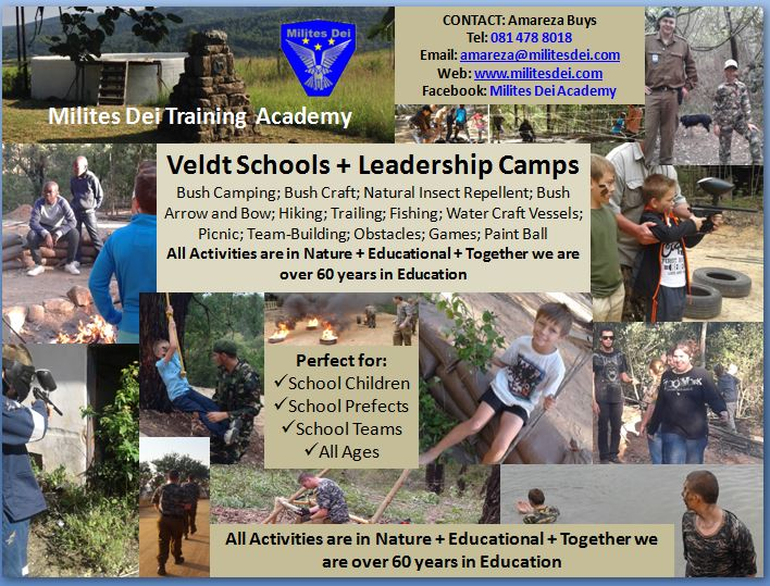 Veldt Schools and Leadership Camps