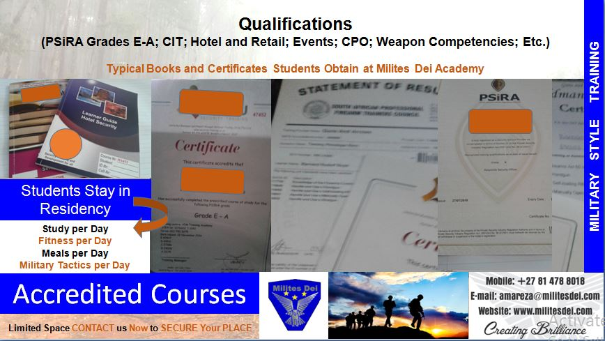 Security Operative Education