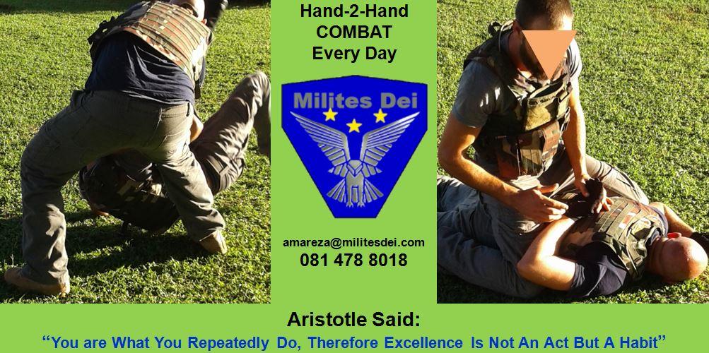 Hand-2-Hand Combat