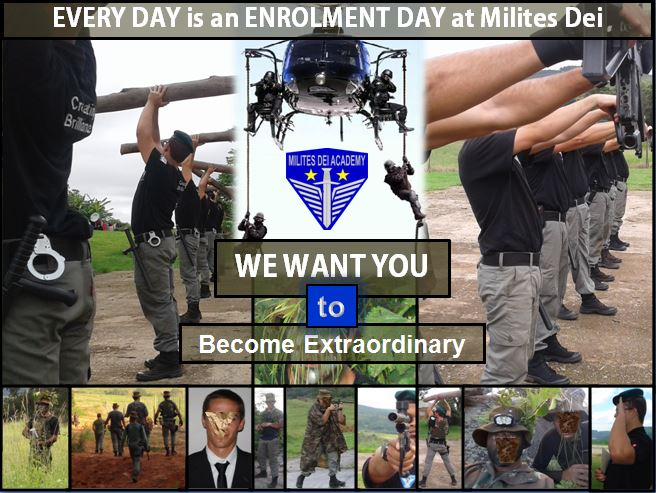 Extraordinary and Elite Military Style Education