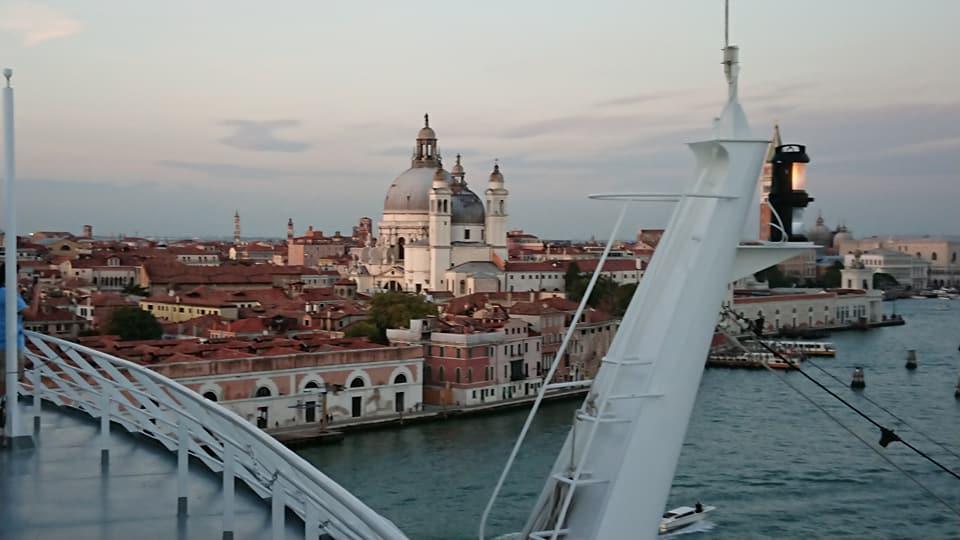 Security on Luxury Cruise Ships